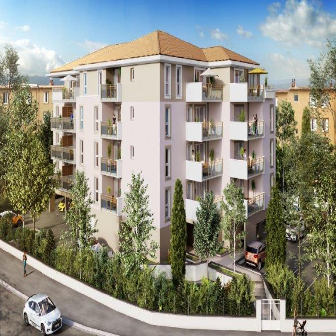 Programme neuf Appartement La Garde (83130)