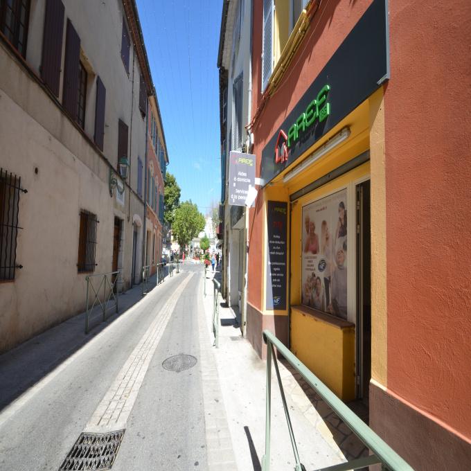 Vente Immobilier Professionnel Local commercial Le Beausset (83330)
